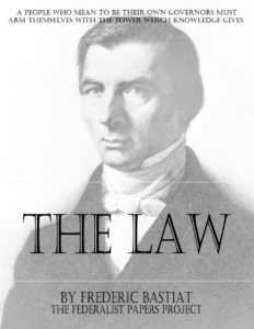 The-Law-by-Frederic-Bastiat-Book-Cover